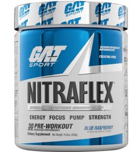 container of GAT Nitraflex