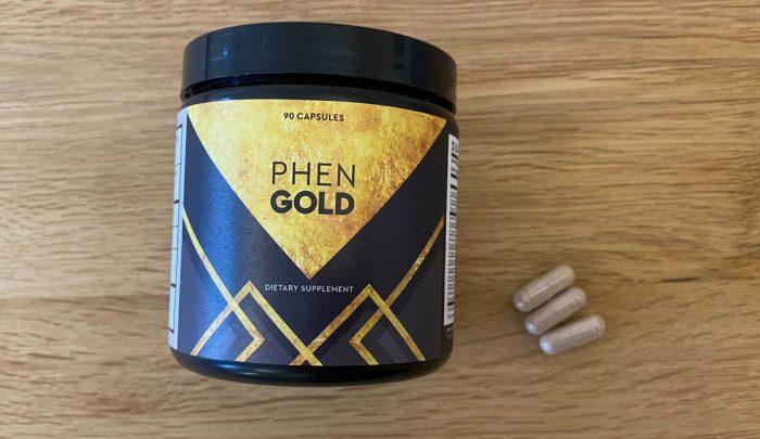 phengold ingredients