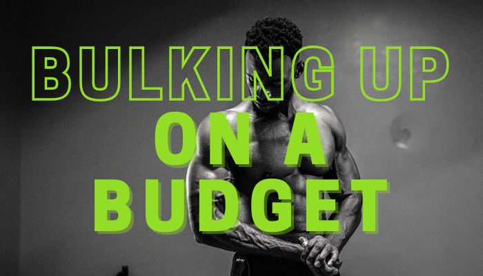 bulking up on a budget